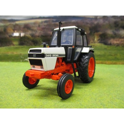 UNIVERSAL HOBBIES 1:32 DAVID BROWN (CASE) 1490 2WD TRACTOR