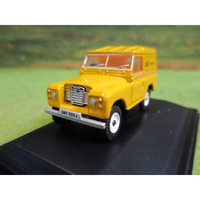 OXFORD 1:76 SERIES 3 LAND ROVER SWB HARDTOP AA