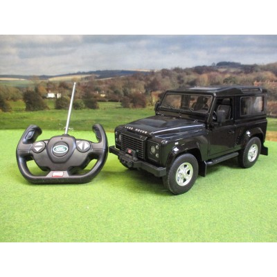 RADIO CONTROL LAND ROVER DEFENDER 90 1/14 (RED, BLACK OR GREEN)