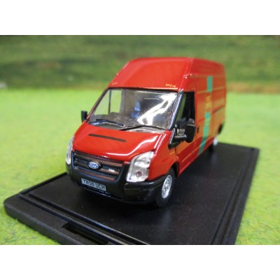 OXFORD 1:76 POST OFFICE LWB MK7 TRANSIT VAN