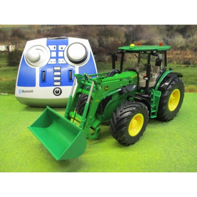 SIKU CONTROL BLUETOOTH 1:32 JOHN DEERE 7310R WITH FRONT LOADER (2019 VERSION)