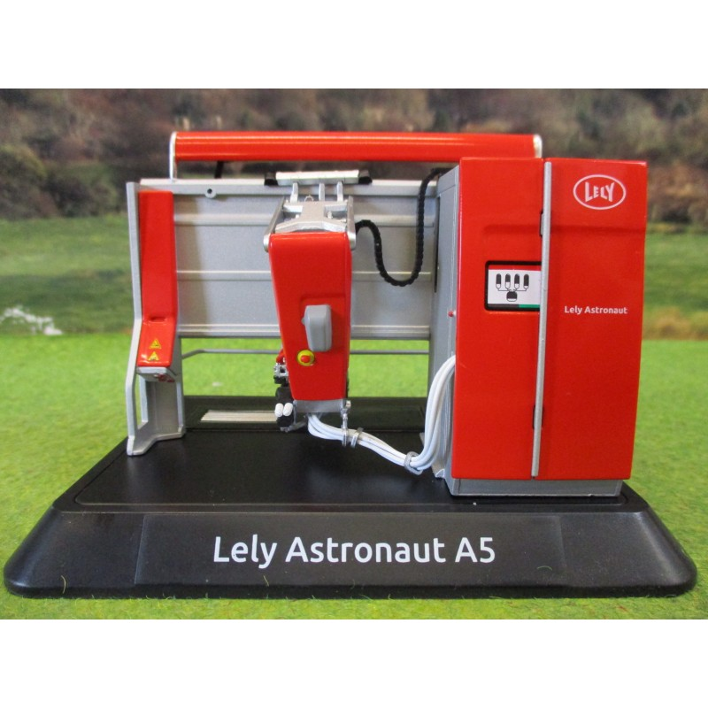 A.T. LELY ASTRONAUT A5 MILKING ROBOT