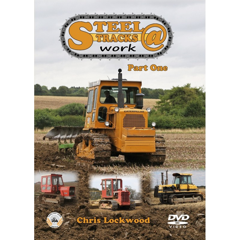STEEL TRACKS AT WORK PART 1 DVD CHRIS LOCKWOOD