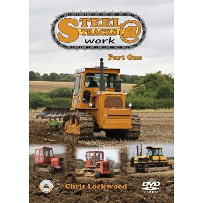STEEL TRACKS AT WORK PART 1 DVD CHRIS LOCKWOOD