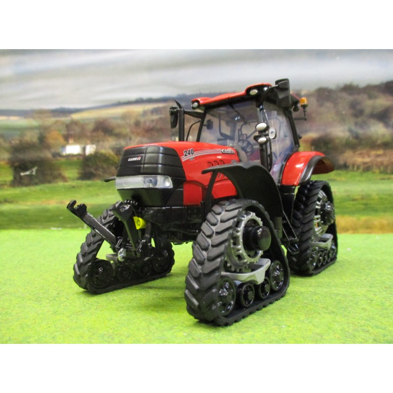 UNIVERSAL HOBBIES 1:32 CASE IH PUMA 240 CVX TRACKED TRACTOR