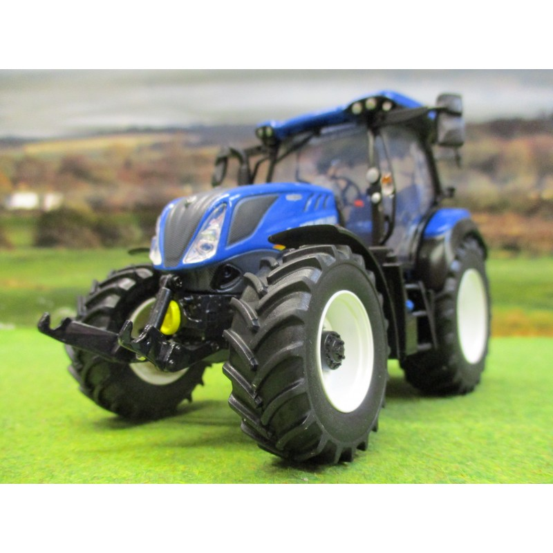 UNIVERSAL HOBBIES 1:32 NEW HOLLAND T5.130 2019 4WD TRACTOR