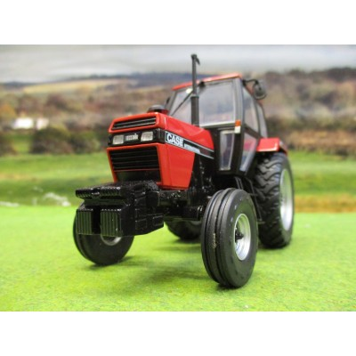 UNIVERSAL HOBBIES 1:32 CASE IH RED 1494 2WD TRACTOR (1984)