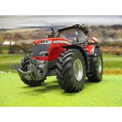 UNIVERSAL HOBBIES 1:32 MASSEY FERGUSON 8740S 4WD TRACTOR 2019 VERSION