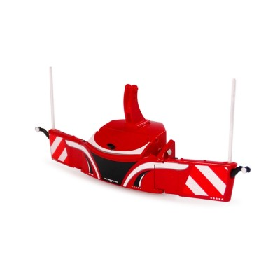 UNIVERSAL HOBBIES 1:32 FRONT BUMPER TRACTOR WEIGHT RED