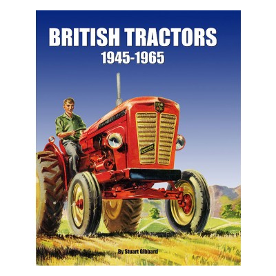 Seventy Years of Farm Tractors 1930-2000 (Hardback) - Brian Bell