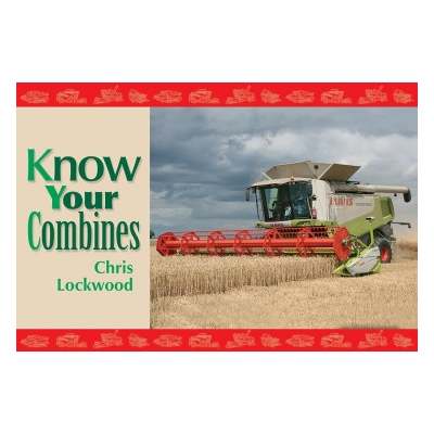 CLAAS CHRONICLE GORG KEMPER HARDBACK BOOK