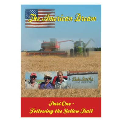 American Dream Part One: Following the Yellow Trail, The (DVD) - (Tractor Barn)