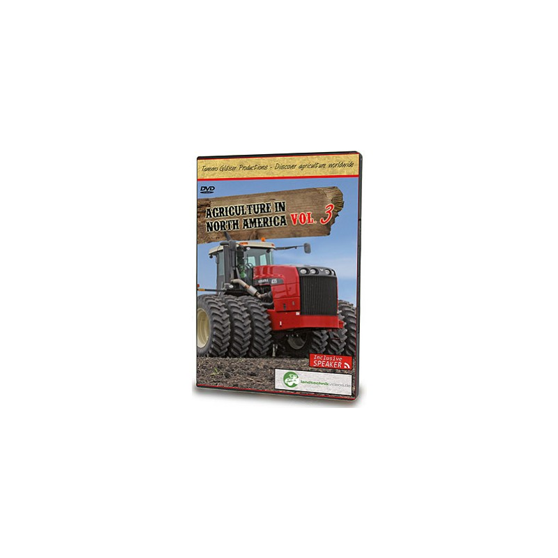Agriculture in North America vol 3 (DVD) - Tammo Gläser Productions