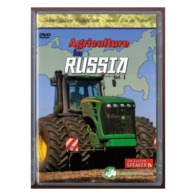 Agriculture in Germany Volume 3 (DVD) - Jörn and Tammo Gläser