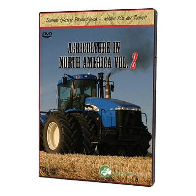 Agriculture in North America vol 2 (DVD) - Tammo Gläser