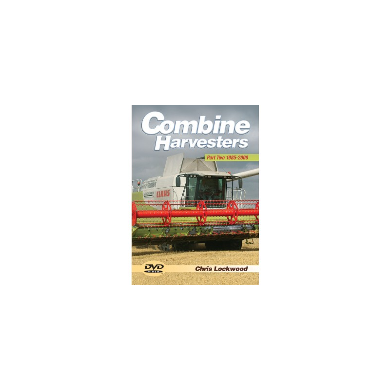 Combine Harvesters: Part Two 1985-2009 (DVD) - Chris Lockwood