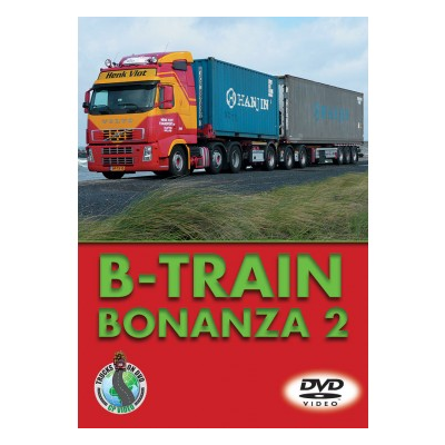 B-Train Bonanza 2 (DVD) - CP Productions