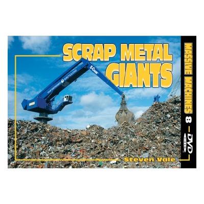 Scrap Metal Giants (DVD) : Steven Vale