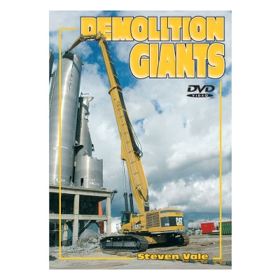 Demolition Giants (DVD) - Steven Vale
