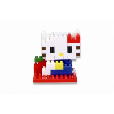 NANOBLOCK® HUMMINGBIRD (100 + PIECES) MINI BUILDING BLOCKS