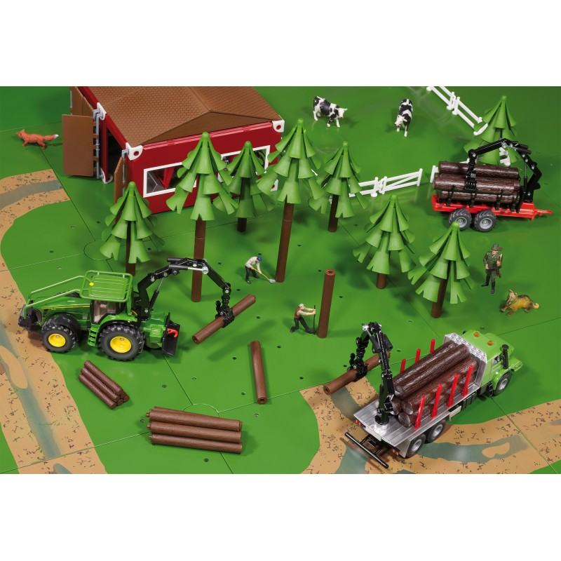 Kids Toy Farm Set