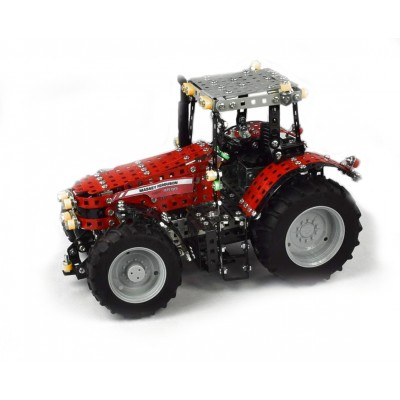 1:16 SCALE MASSEY FERGUSON 8690 TRONICO METAL CONSTRUCTION KIT TRACTOR