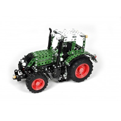 1:24 SCALE MASSEY FERGUSON 5430 TRONICO METAL CONSTRUCTION KIT TRACTOR