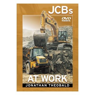 JCBs at Work (DVD) - Jonathan Theobald