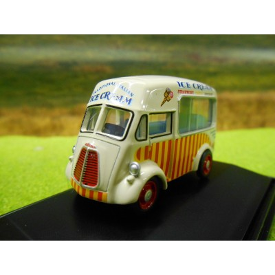 OXFORD 1:76 MORRIS J ICE CREAM VAN TONIBELL