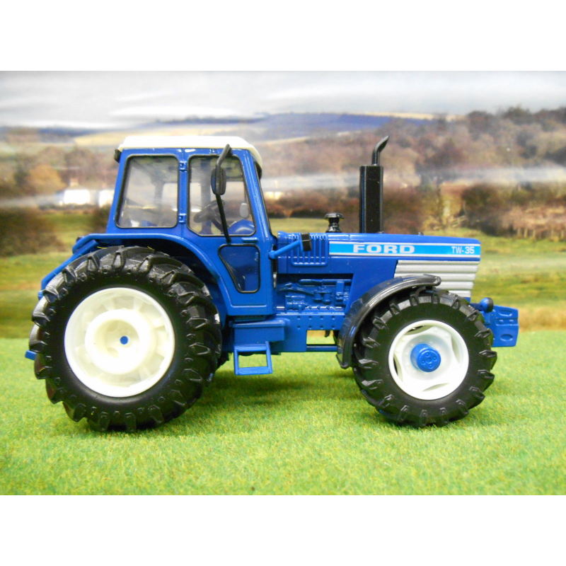 Ford Classic Tractors : Britains classic ford tw wd tractor one farm