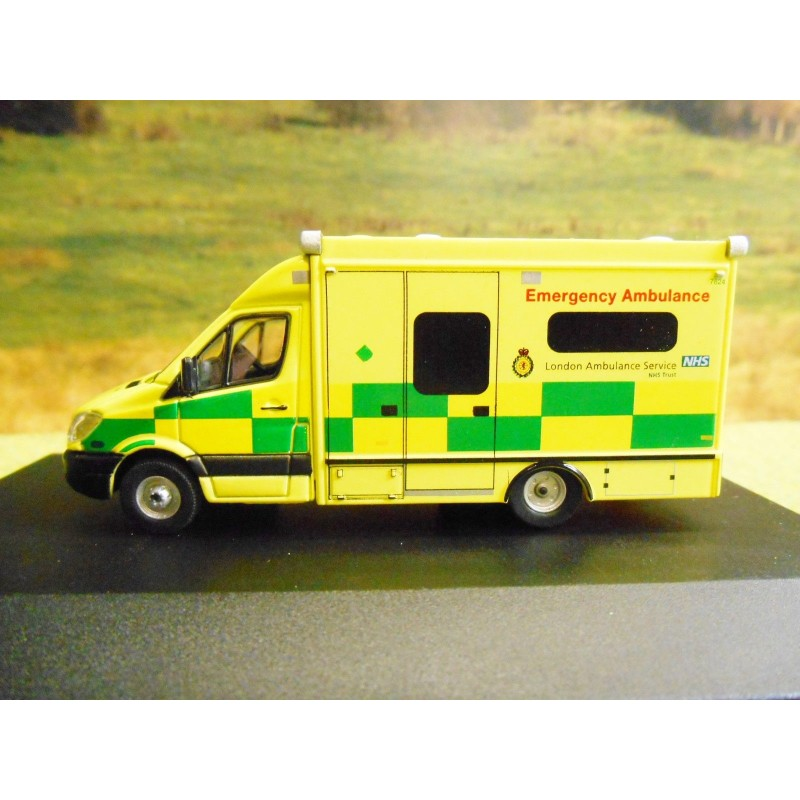 case london ambulance service London ambulance service with our assistance initial fm services won the contract for maintaining and protecting london ambulances the aim of the project was to.