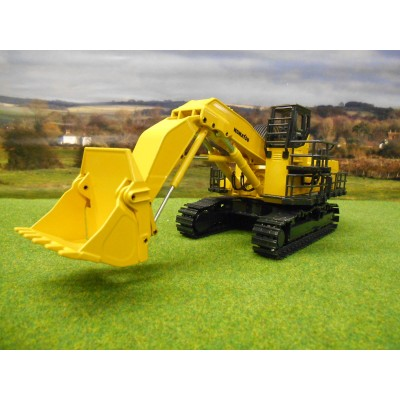 JOAL 1:50 KOMATSU PC1100LC-6 FACE SHOVEL ON METAL TRACKS