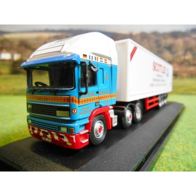 OXFORD 1:76 ERF EC OLYMPIC 40FT FRIDGE SCOTLEE TRANPORT