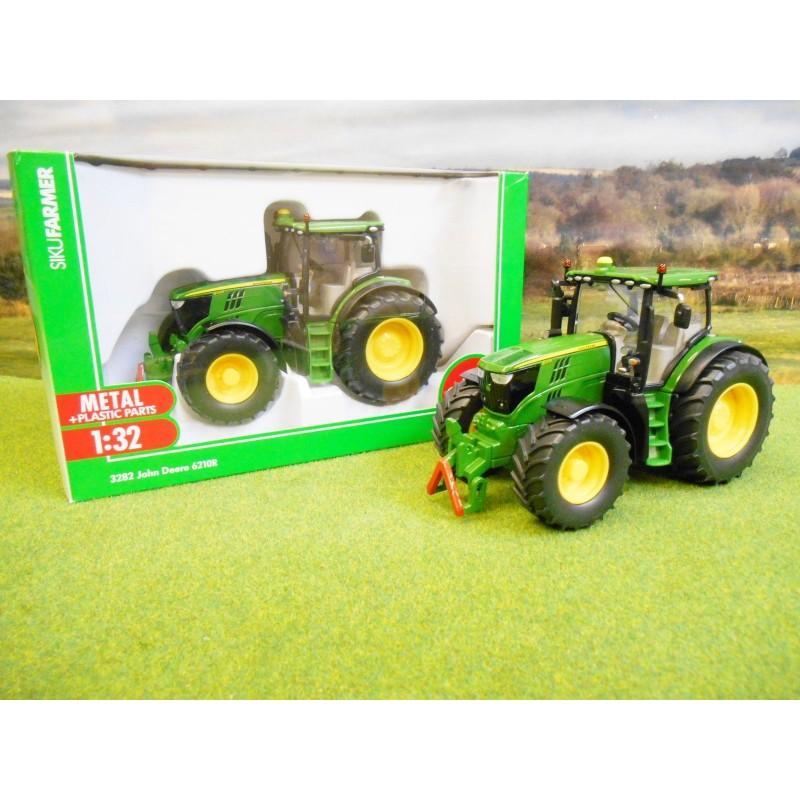 Siku 1 32 John Deere 6210r 4wd Tractor One32 Farm Toys