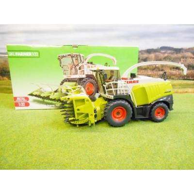 SIKU 1:32 CLAAS JAGUAR 960 FORAGE HARVESTER