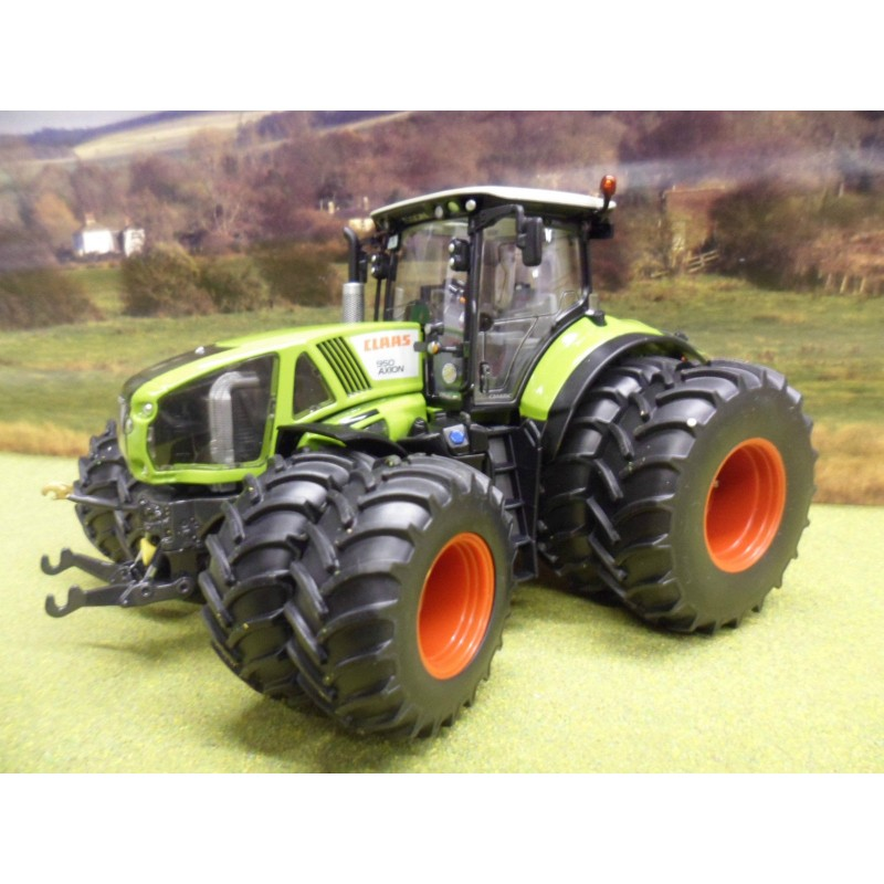 WIKING 1:32 CLAAS AXION 950 DUAL WHEEL TRACTOR