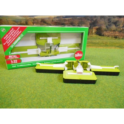 SIKU 1:32 CLAAS FRONT MOUNT FOLD UP MOWER