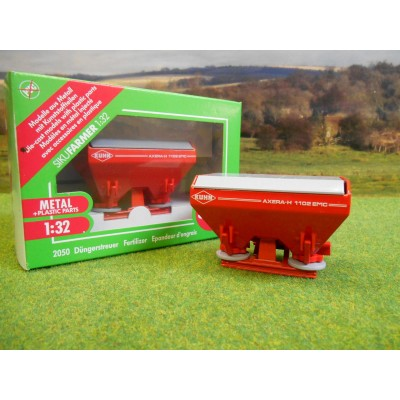 SIKU 1:32 KUHN AXERA-H FERTILIZER SPREADER