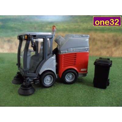 SIKU 1:50 HAKO ROAD SWEEPER