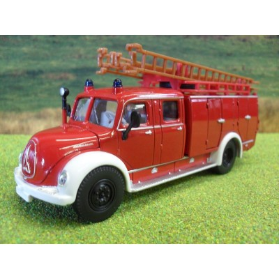 SIKU 1:50 CLASSIC MAGIRUS DEUTZ TLF16 FIRE ENGINE