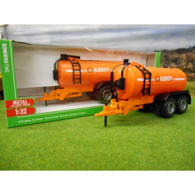SIKU SPECIAL EDITION ABBEY SLURRY TANKER 1/32 2270