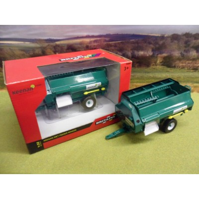 BRITAINS 1:32 KEENAN SYSTEM FEEDER WAGON DISCONTINUED