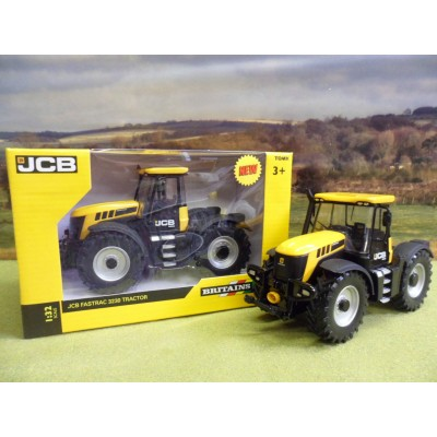 BRITAINS 1:32 JCB FASTRAC 3230 TRACTOR DISCONTINUED