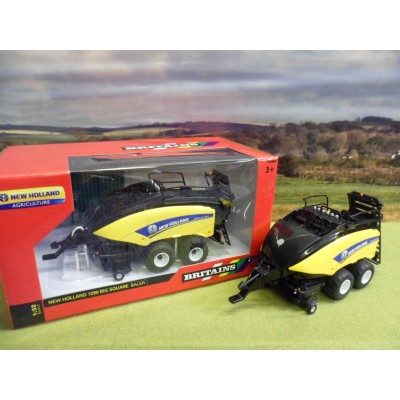 BRITAINS 1:32 NEW HOLLAND BIG SQUARE BALER