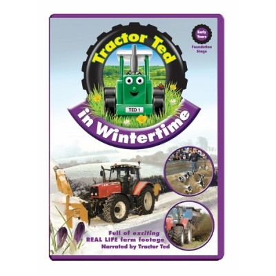 TRACTOR TED IN WINTERTIME DVD