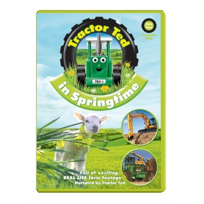 TRACTOR TED IN SPRINGTIME DVD