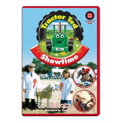TRACTOR TED: SHOWTIME DVD