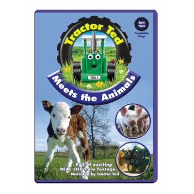 TRACTOR TED: MEETS THE ANIMALS DVD