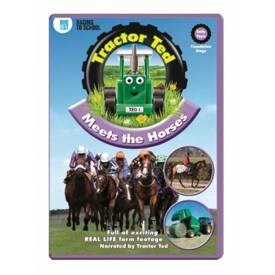 TRACTOR TED: MEETS THE HORSES DVD