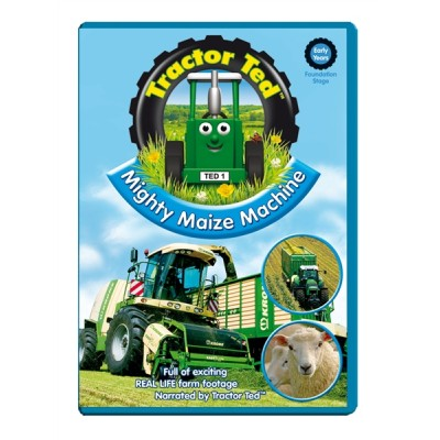 TRACTOR TED: MIGHTY MAIZE MACHINE DVD